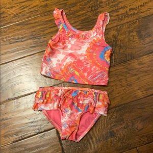 2 piece Heidi Klum swimsuit
